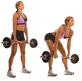 Los 6 mejores ejercicios para piernas grandes y poderosas vida fitness - Barras de ejercicio para casa ...