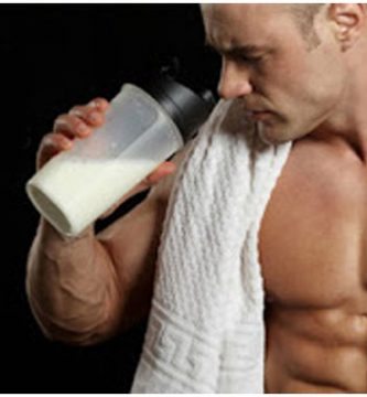 Como tomar mi batido de proteínas