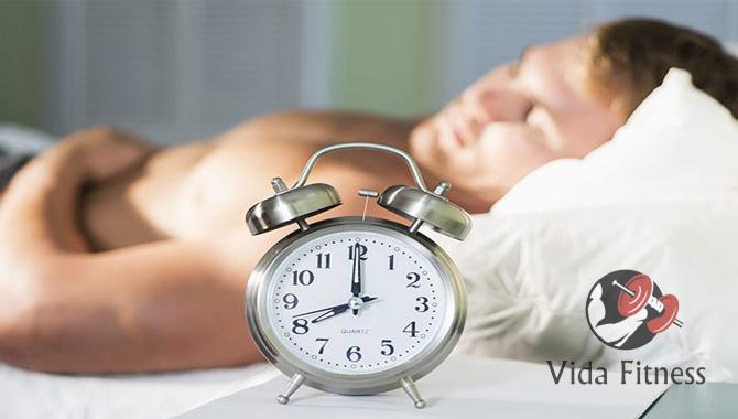 dormir a la hora de ganar masa muscular