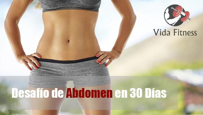 Desafío de abdomen