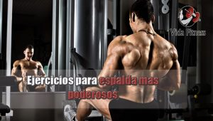 ejercicios para espalda