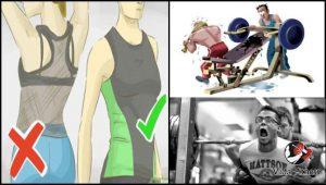 cosas que nunca debes hacer en el gym