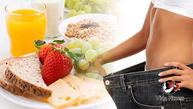 Los mejores desayunos para bajar de peso