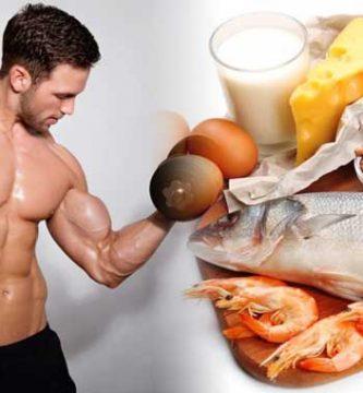 cuanta proteína tomar