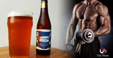 cerveza de proteina barbel brew