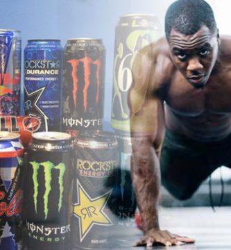 bebidas energeticas para el gym