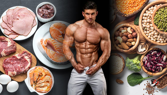 proteínas para ganar masa muscular