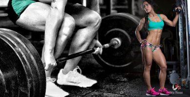 Evitar el Dolor de Espalda al hacer Peso Muerto