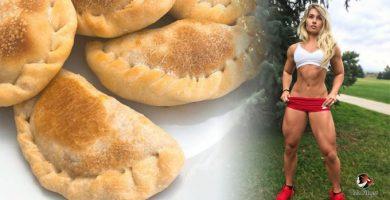 como preparar empanadas fitness