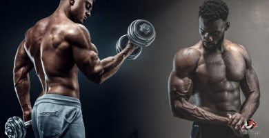 cuantas veces entrenar bíceps