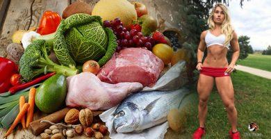 Alimentos fitness