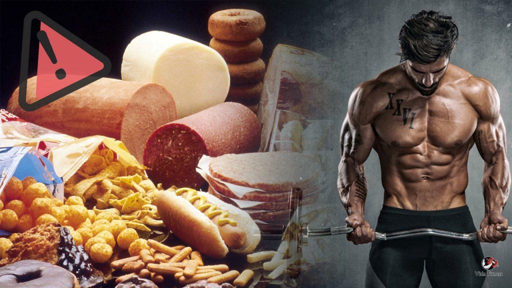 Alimentos que debes eliminar