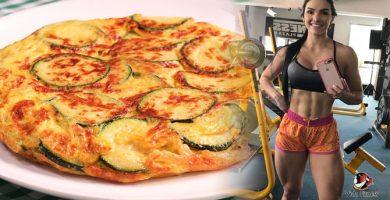 Cómo preparar tortilla de calabacín