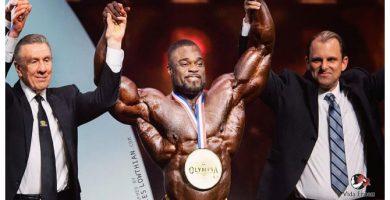Ganador Mr Olympia 2019