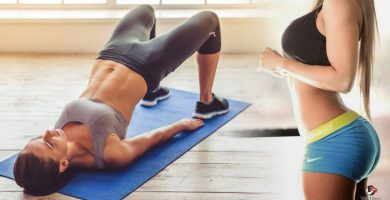 ejercicios con bandas para glúteos
