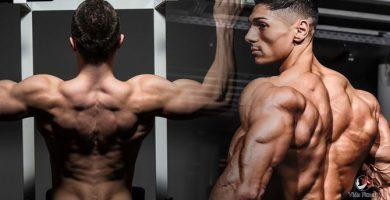 ejercicios para marcar la espalda