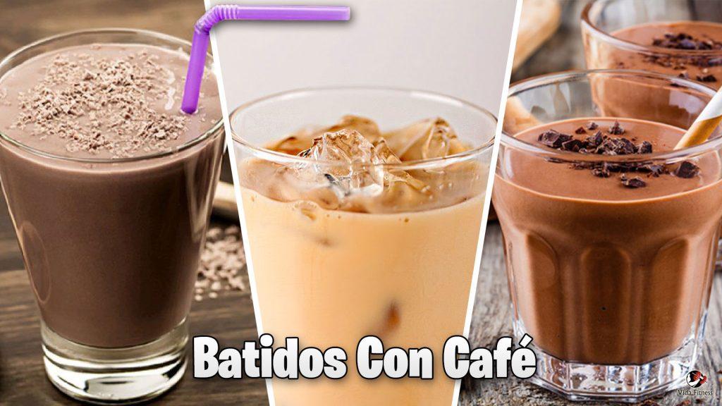 Batidos PROTEICOS Con Café 2