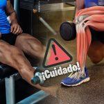 errores al entrenar piernas