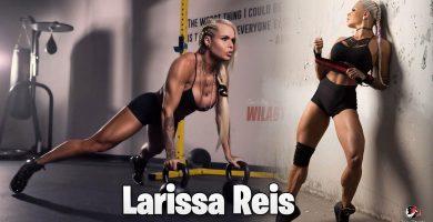 Larissa Reis Antes Y Después