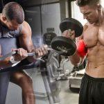 Tipos de AGARRES en El Curl de Bíceps