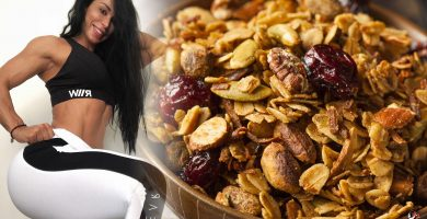 BENEFICIOS De La Granola