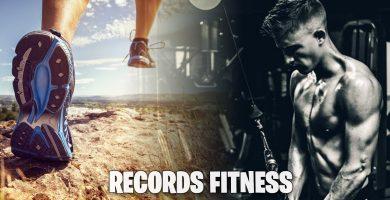 Records Fitness Más ASOMBROSOS