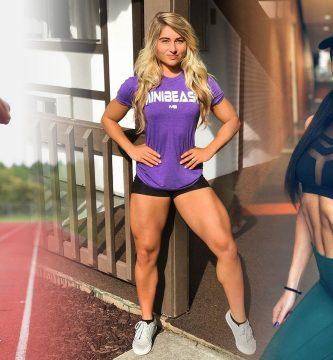 Modelos Fitness Americanas