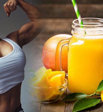 Batido Proteico de Mango